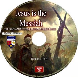 JESUS IS THE MESSIAH - CD