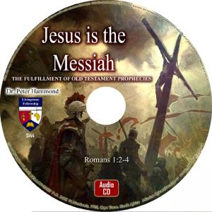 JESUS IS THE MESSIAH - CD