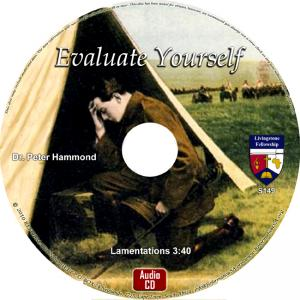 EVALUATE YOURSELF - CD