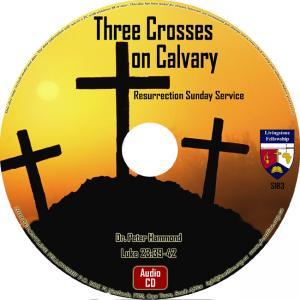 THREE CROSSES ON CALVARY