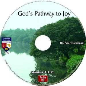 GOD'S PATHWAY TO JOY