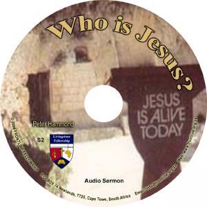 WHO IS JESUS? - CD