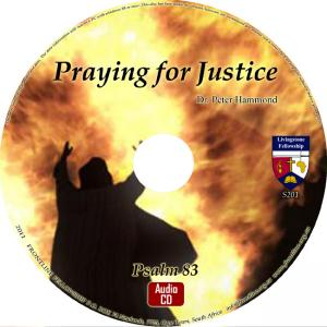 PRAYING FOR JUSTICE