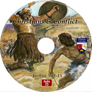 CHRISTIANS & CONFLICT
