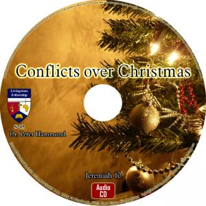 CONFLICTS OVER CHRISTMAS