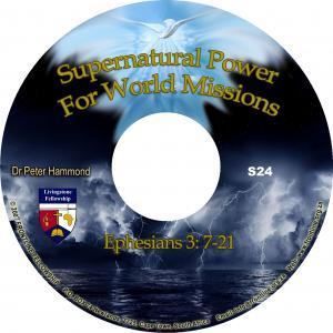 SUPERNATURAL POWER FOR WORLD M