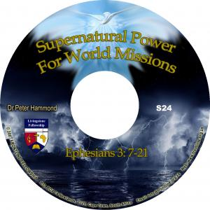 SUPERNATURAL POWER FOR WORLD M