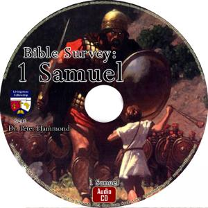 BIBLE SURVEY: 1 SAMUEL