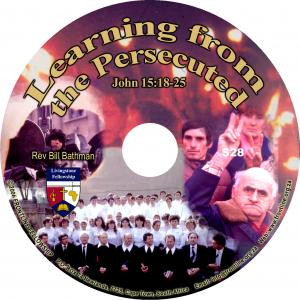 LEARNING FROM THE PERSECUTED -