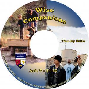 WISE COMPANIONS - CD