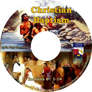 CHRISTIAN BAPTISM CD