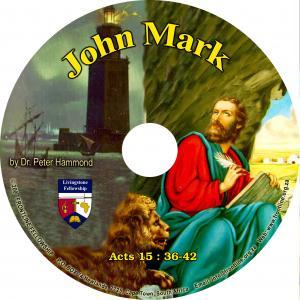 JOHN MARK CD