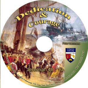 DEDICATION & COURAGE - CD