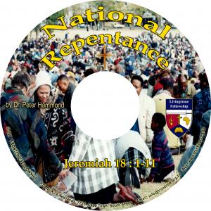 NATIONAL REPENTANCE CD