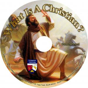 WHAT IS A CHRISTIAN? CD