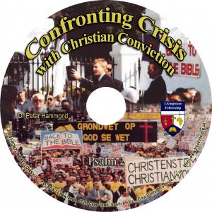CONFRONTING CRISIS WITH CHRISTIAN CONVICTION - CD