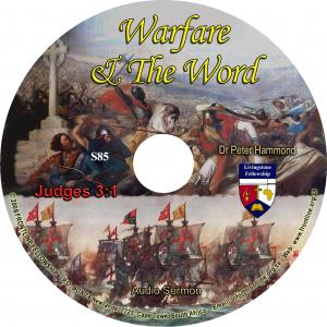 WARFARE AND THE WORD CD
