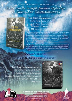 Ten Commandments Book & MP3 combo