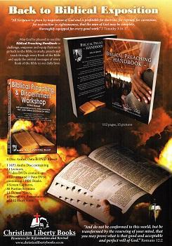 Biblical Exposition combo