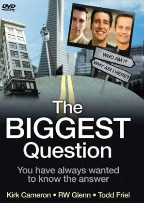 THE BIGGEST QUESTION - DVD