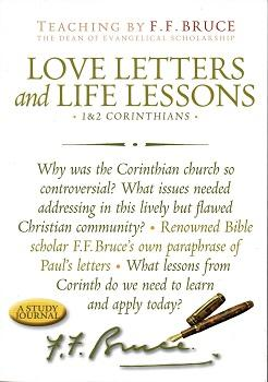 Love Letters and Life Lessons (Study Journal)