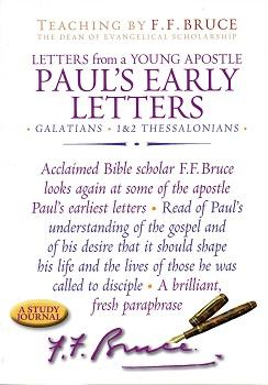 Paul's Early Letters (Study Journal)