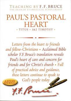 Paul's Pastoral Heart (Study Journal)