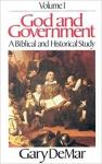 GOD & GOVERNMENT VOL 1