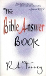BIBLE ANSWER BOOK