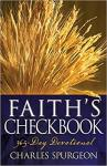 Faith's Checkbook (Larger Format)