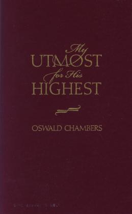 MY UTMOST FOR HIS HIGHEST SMAL