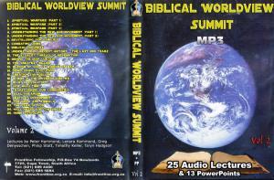 BIBLICAL WORLDVIEW MP3 VOL 2
