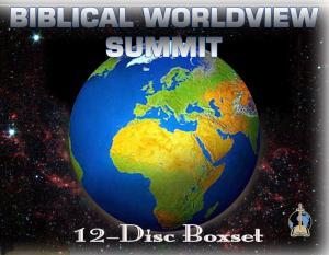 BIBLICAL WORLDVIEW 12-DISC BOX