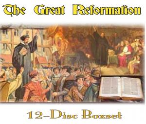 GREAT REFORMATION 12-DISC BOXS