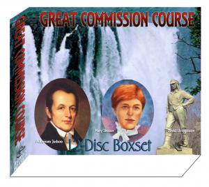 GREAT COMMISSION COURSE 12-DIS