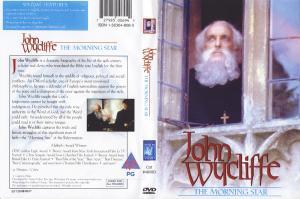 JOHN WYCLIFFE - THE MORNING STAR - DVD