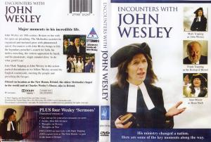 ENCOUNTERS WITH JOHN WESLEY - DVD