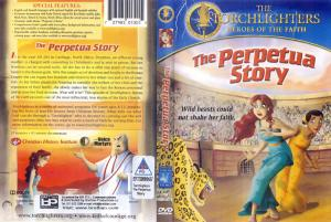 THE PERPETUA STORY - ANIMATED - DVD