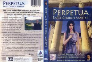 PERPETUA - EARLY CHURCH MARTYR