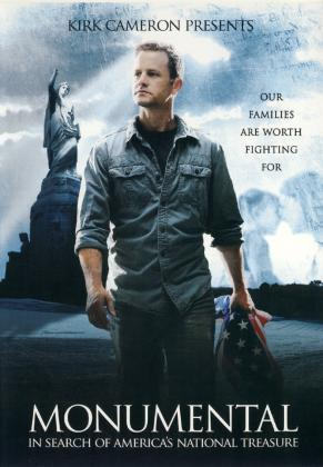 MONUMENTAL - IN SEARCH OF AMERICA'S NATIONAL TREAS