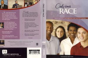 ONLY ONE RACE - DVD