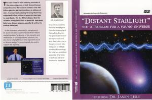 DISTANT STARLIGHT NOT A PROBLEM FOR A YOUNG UNIV.