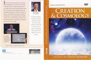 CREATION & COSMOLOGY - DVD