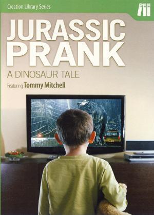 JURASSIC PRANK - A DINOSAUR TALE