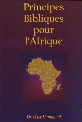 PRINCIPES BIBLIQUES pour L`AFRIQUE