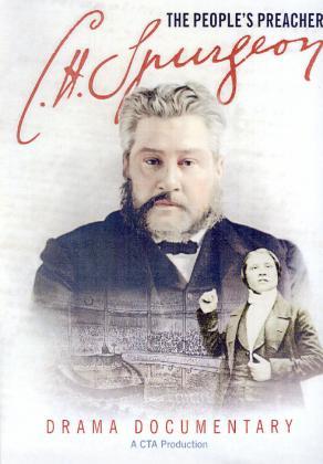 C.H. SPURGEON - THE PEOPLE'S PREACHER - DVD