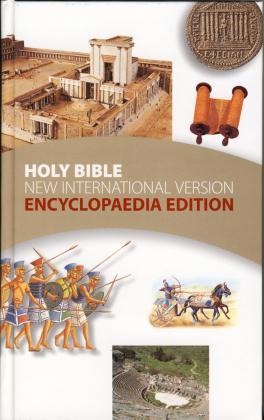 HOLY BIBLE - NIV - ENCYCLOPAED