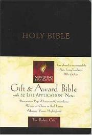 NLT Gift & Award Bible