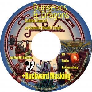 DUNGEONS & DRAGONS + BACKWARD