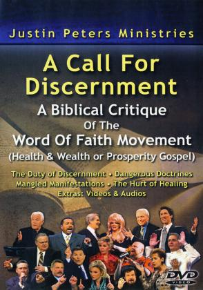 CALL FOR DISCERNMENT DVD